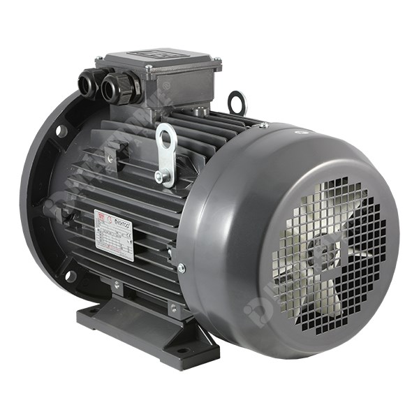 11kw 15hp 132l 400v 3ph 4 pole b35 foot flange for 15 hp brushless electric motor