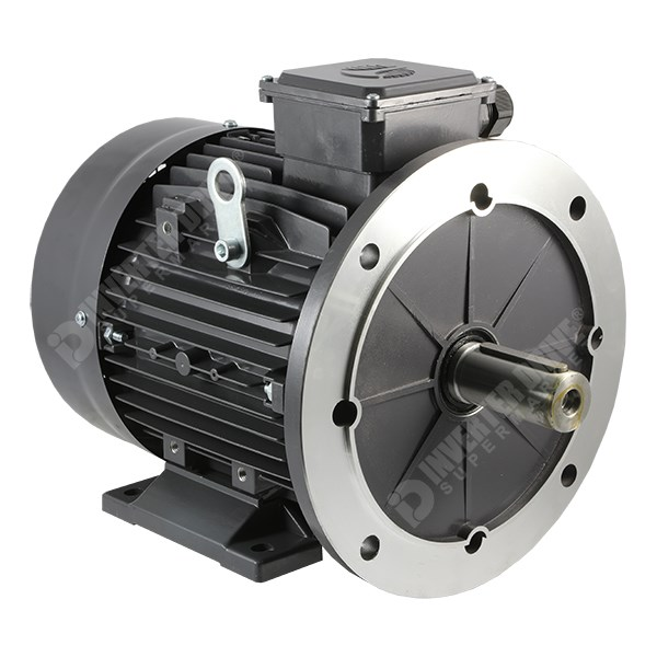 Tec electric ie2 7 5hp 4 pole ac induction motor for 3 phase 4 pole ac induction motor