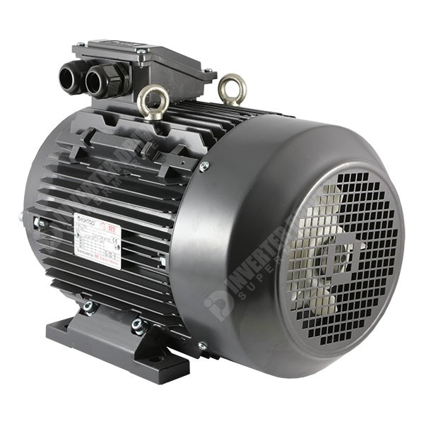 Tec electric ie3 7 5hp 4 pole ac induction motor for 3 phase 4 pole ac induction motor