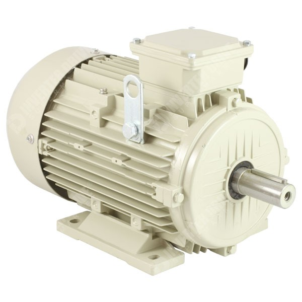 Teco ie2 3hp 4 pole ac induction motor 230v or for Vfd for 3hp motor