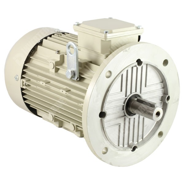 Teco Ie2 3kw 4hp 4 Pole Ac Induction Motor 400v B5
