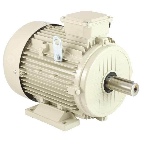 Teco Ie2 5 5kw 7 5hp 4 Pole Ac Induction Motor 400v B3