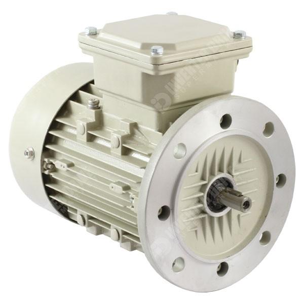 Photo of Teco IE2 0.25kW (0.33HP) 2 Pole AC Motor 230V or