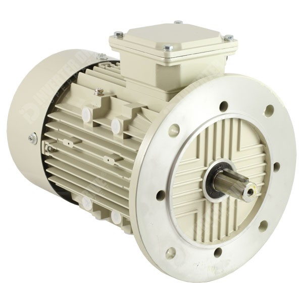 Teco Ie2 1 5hp 2 Pole Ac Induction Motor 230v Or