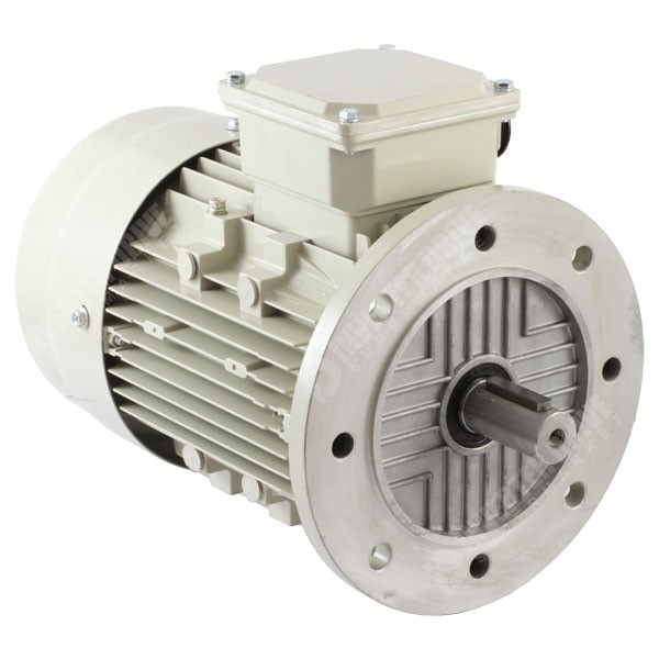 Teco Ie2 3hp 2 Pole Ac Induction Motor 230v Or
