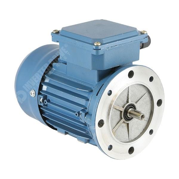Universal IE1 0.09kW Three Phase Motor 230V/400V 4P 56 B5 - AC ...