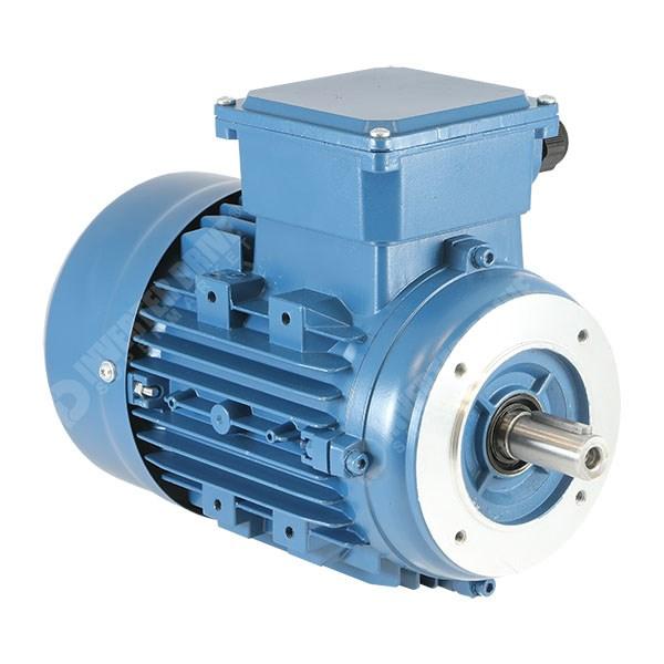 Universal IE1 0.55kW Three Phase Motor 230V/400V 4P 80 B14 - AC ...