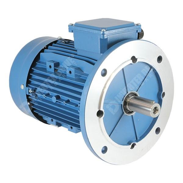 Universal IE2 2.2kW Three Phase Motor 230V/400V 4P 100L B5 - AC ...
