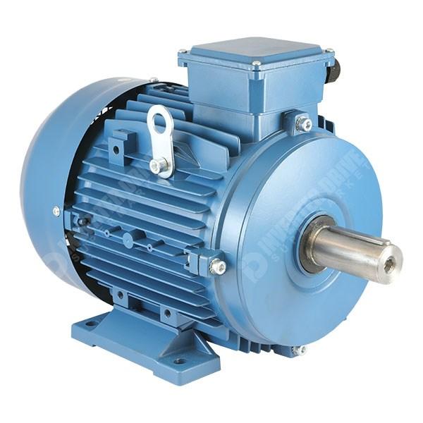 Universal ie2 three phase motor 400v 690v 4p 132s b3 for Three phase ac motors