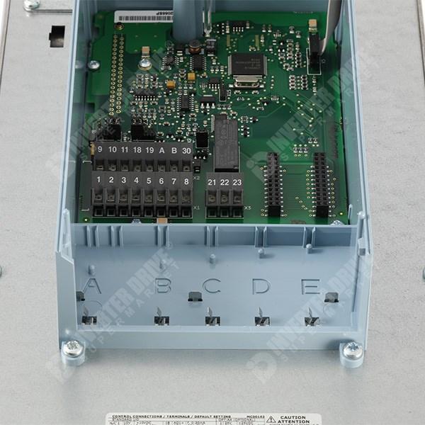 vacon nxl ip21 15kw  18 5kw 400v 3ph ac inverter drive  dbr  c2 emc