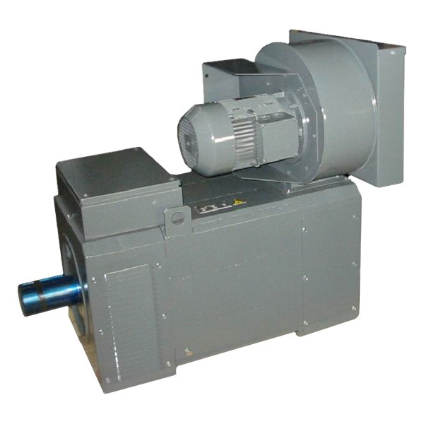 Photo of Vascat 132L - 30kW (40HP) x 1750RPM AC Vector Motor - Force Cooled IP23 - B5 Flange Mounting