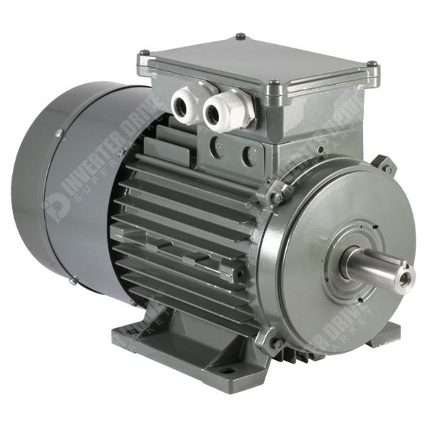 Vascat X 2500rpm 400v X 87hz 3ph Ac Vector Motor B3