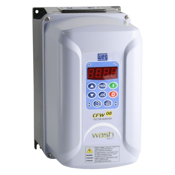 Photo of WEG CFW-08 Wash - 2.2kW 230V IP66 AC Inverter Drive Speed Controller