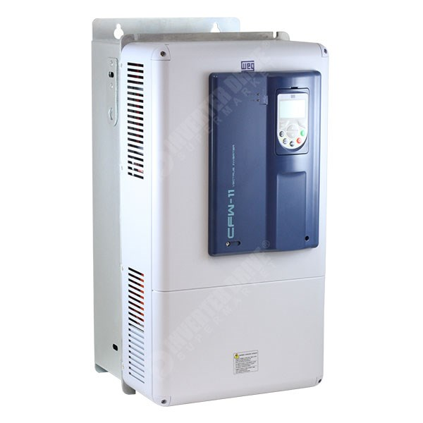 Local Motors Stock Price >> WEG CFW11 IP20 90kW/110kW 400V 3ph AC Inverter Drive, HMI ...