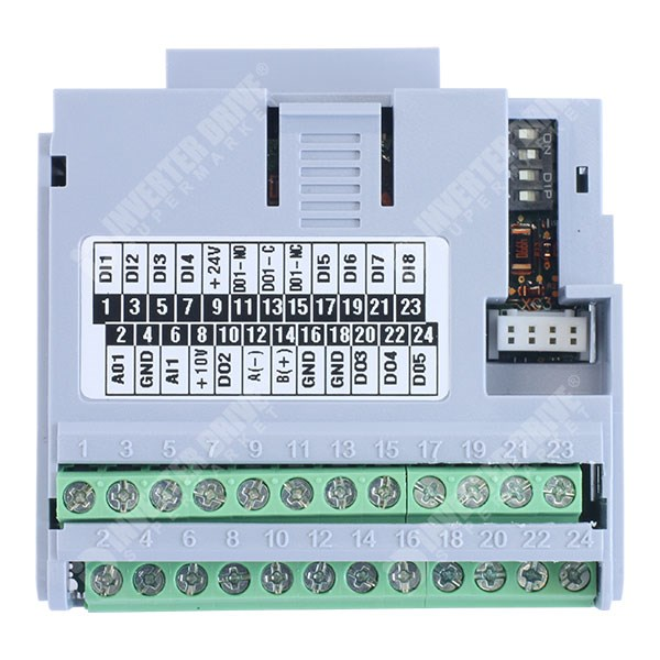 Weg Cfw500-iod - Extended Digital I  O Module For Cfw500 Inverters