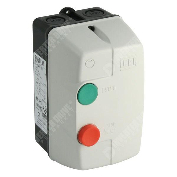 Weg Dlw Ip65 Direct On Line Starter 5 6a