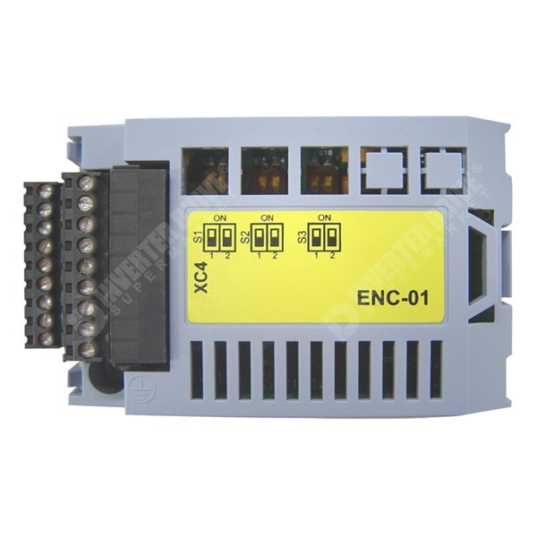 Photo of WEG ENC-01 Encoder Feedback Card with Signal Repeater for CFW-11