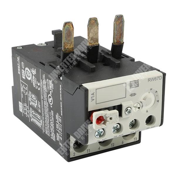 WEG RW67D – 63-80A Thermal Overload Relay for CWM Contactors